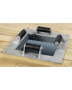 "Tie Down Engineering Dock Hardware - 14"" Internal Pile Holder, Commercial Grade"