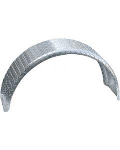 "Tie Down Engineering Tread Brite Aluminum Fender For 13-15"" Wheels 44837"