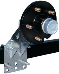 Tie Down Engineering Spare Hub & Tire Carrier