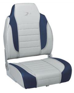 Wise 8WD892PLS - Premium MasterAngler High-Back Folding Fishing Seats