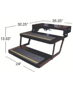 Dbl Kwikee Step - Automatic Electric Steps