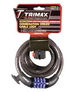 Trimax 6'resettable Combo Lock