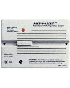 MTI Industries Propane/Nat Gas Det 12V Flush - 40 Series