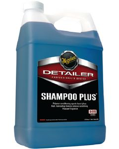 Meguiar's Shampoo Plus Gallon