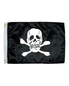 Taylor Made FLAG,12X18 JOLLY ROGER