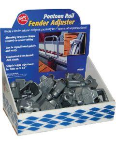 Taylor Made Fender Adjuster, Square Rail, Countertop Merchandiser, 36 Pieces
