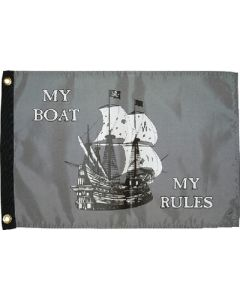 Taylor Made, My Boat My Rules Flag, Signal Flags