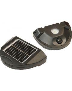Taylor Made Solar LED Motion Sensor Overhead Light