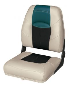 Wise 8WD1461 - Blast-Off Tour Series High Back Folding Boat Seats