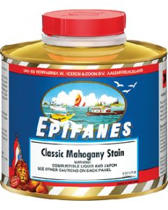 Dutch Mahogany Stain (Epifanes) - Dutch Mahogany Stain 500Ml