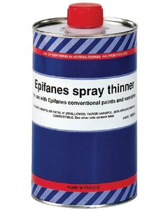 Epifanes Thinner For Paint/Varn. Spray