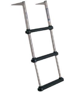Windline Over Platform Telescoping Ladder