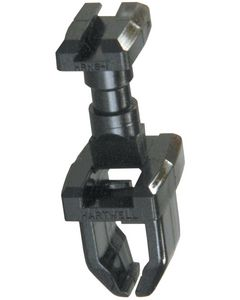 JR Products Refrig Vent Latch- Thin Walls - Vent Latch