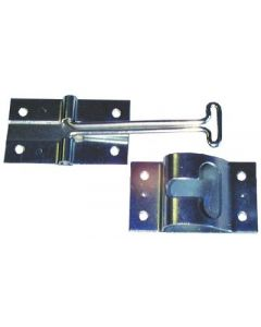 JR Products Metal T Style Door Holder - Metal T-Style Door Holder
