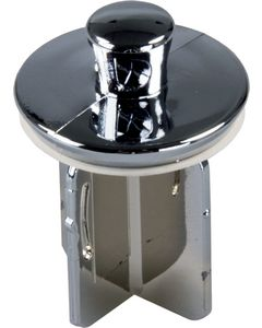 JR Products 1-1/4In Replcmt Stopper Chrome - Jr Parts & Accessories