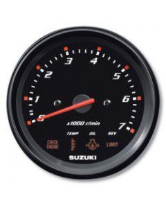 """Suzuki 4"""" Tachometer with Monitor Gauge"""