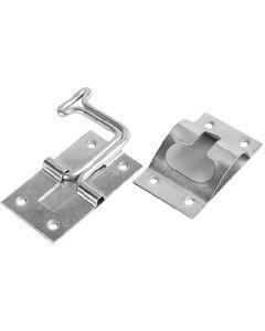 RV Designer Entry Door Holder 90 Deg.S.S. - Entry Door Holder