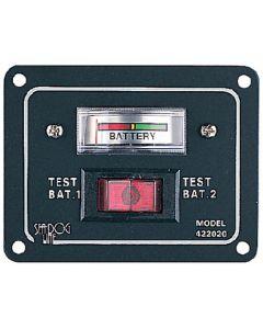 Seadog Battery Test Switch-Economy