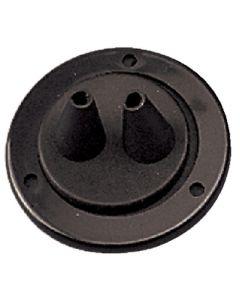 Seadog Boot Motor Well 3in W/ Ring