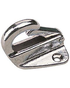 Seadog Fender Hook Chr Brass 1/8inlin