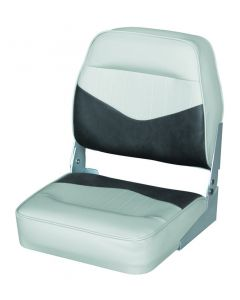 Wise 8WD418 - Low-Back Fold Down Boat Seats w/ No-Pinch Hinge