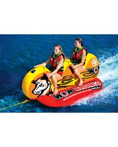 WOW Watersports Bronco Boat, 2 Rider