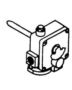 Suburban Mfg 6&10 Gal Swp Series Gas Valve - Thermostat Gas Control