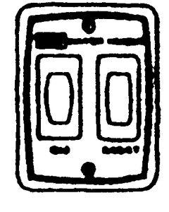 Suburban Mfg Switch And Light Kit Rp/231615 - Suburban Water Heater Repair Parts