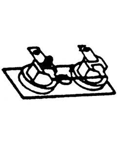 Suburban Mfg T-Stat Repl 232281 - Thermostat/Limit