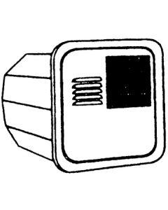 Suburban Mfg Door Col Wt Sw Mod Flush 10G - Water Heater Door