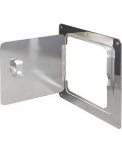 Ultra-Fab Door Spare Tank-Chrome 10#