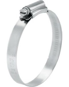 Scandvik Aba 316 Stainless Steel Clamp, 10 Pack