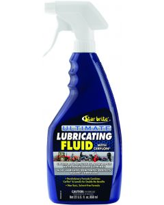 Starbrite Ultimate Lubricating Fluid Spray, 22 oz.