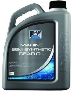 Bel-Ray Marine Semi-Synthetic Gear Oil, 4 Liter