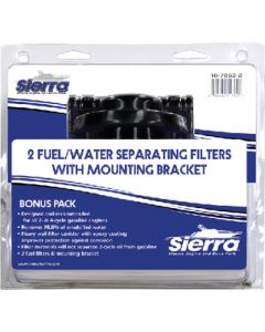 Sierra 18-7852-2 Fuel Water Separator Bonus Pack Kit