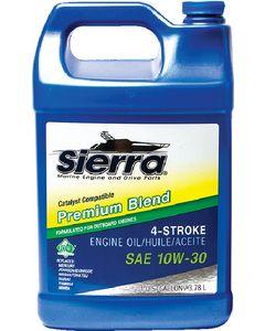 Sierra Catalyst Oil 10W30 Mineral Gallon - 18-9420Cat-3