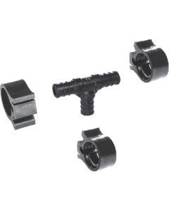 Tee 1/2 - Pexlock Plumbing Fittings