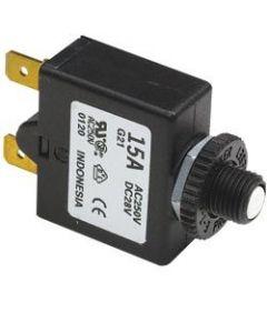 Seachoice Push to Reset AC/DC Circuit Breakers