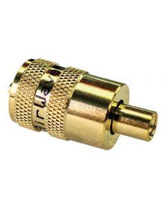 Seachoice Pl258 Uhf F/Rg58 No Adapt Gold