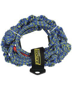 Seachoice Wakesurfing Rope-3 Sections