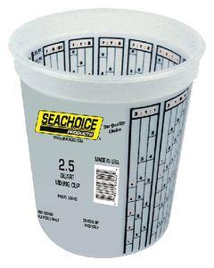 Seachoice Paint Mix Container2.5 Quart