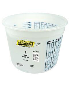 Seachoice Paint Mix Container5 Quart