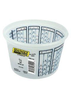 Seachoice Paint Mix Container1/2 Pint