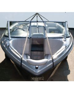Carver Boat Cover Support System with Y-Strap