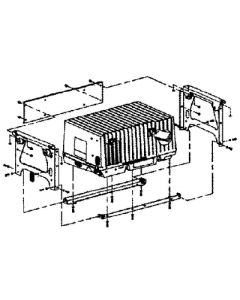 Underfloor Mounting Kit - Underfloor Mounting Kit
