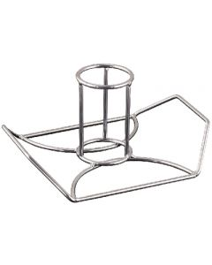 Camp Chef Chrome Beer Can Single Cooker - The Roost Beer Can Chicken Holder