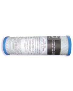 Flowmatic Systems Inc .5 Mcrn Sld Blck Actvtd C.Cart - Activated Carbon Filter Cartridge
