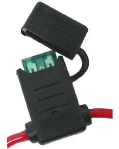 In-line Fuse Holder/ATO-ATC 16 Gauge