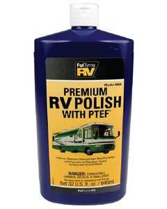 Premium Rv Polish W Ptef 32 Oz - Premium Rv Polish With Ptef