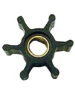 """Jabsco Replacement Impeller Kit, Neoprene 2-9/16"""" Diameter 6-Blade"""